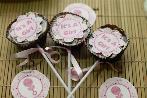 Baby Shower Cupcake Rattles by Baby Rattle Cupcakes Www Imgkid The Image Kid Has It
