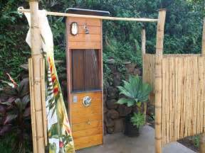 diy outdoor showers how to build diy outdoor shower plans simple outdoor