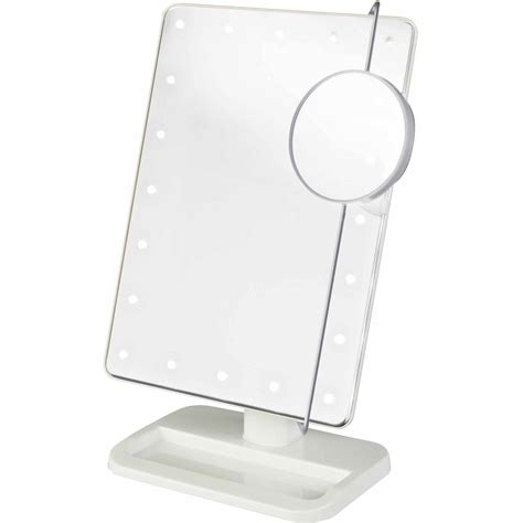 best lighted magnifying mirror lighted makeup mirror 20x magnification makeup vidalondon