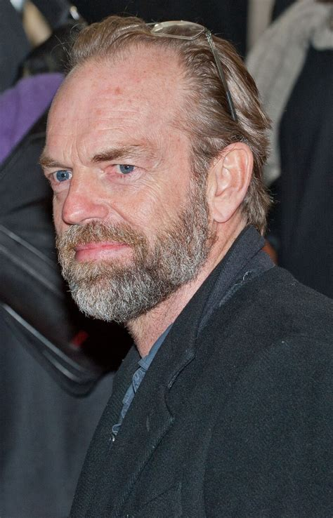 Hugo For hugo weaving