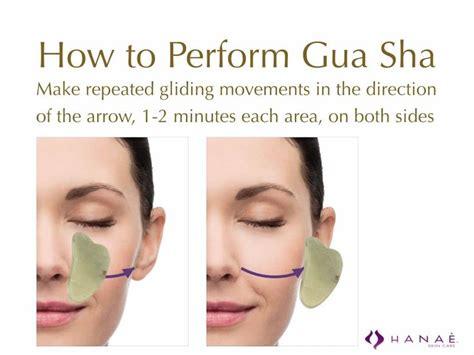 Gua Sha Detox by Gua Sha Tutorial All Health