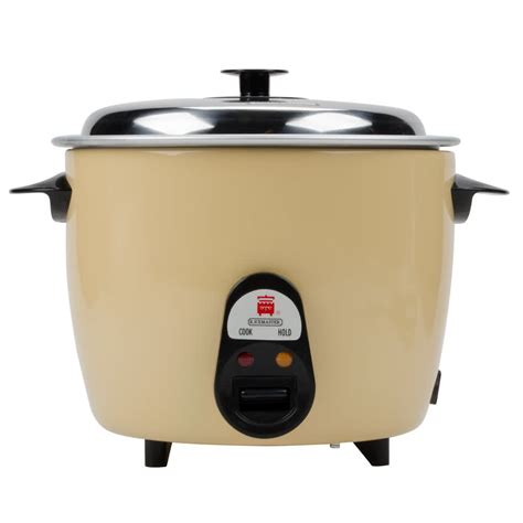 Town 56816 Residential 10 Cup Electric Rice Cooker   120V