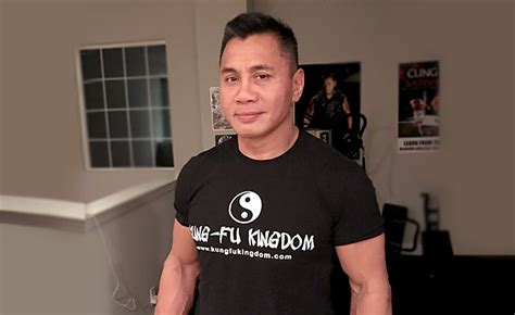 cing le with cung le kung fu kingdom