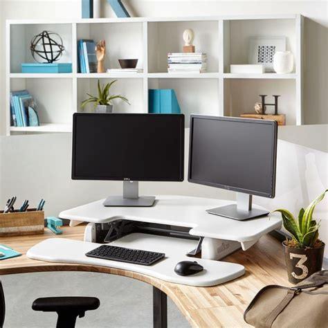 standing desk small space 9 best cubicle standing desk series images on