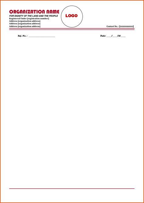 letter layout headed paper letterheaded paper pertamini co