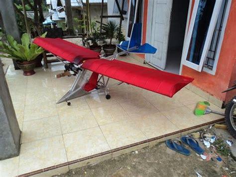 cara membuat pesawat drone sendiri cara membuat pesawat remot dengan mesin pemotong rumput