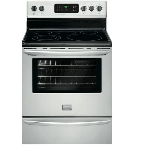 frigidaire gallery 5 4 cu ft smoothtop electric range