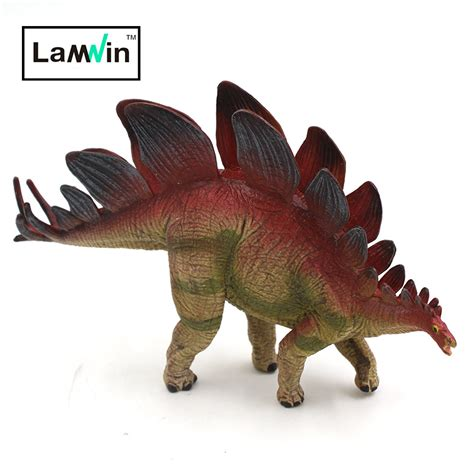 Figure Dinosaur World Stegosaurus Tinggi 18 Cm Buy Wholesale Stegosaurus Dinosaur From China