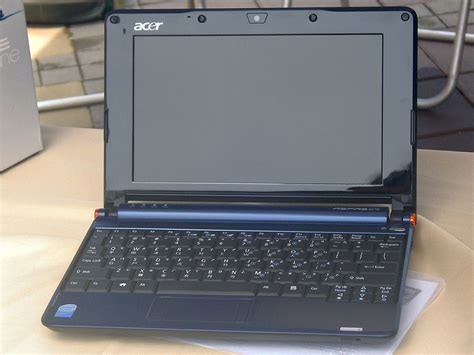 Notebook Acer One 200 acer aspire one