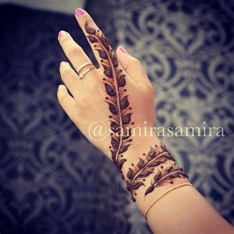 henna feather tattoo designs 19 beautiful feather henna designs you will to try