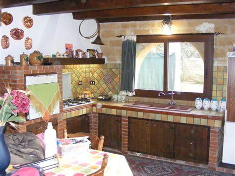 mattoni per cucina cucina in muratura rustica la cucina cucina rustica