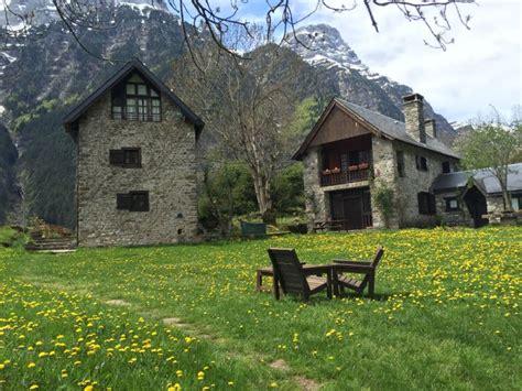 casas rurales en bielsa casas de zapatierno hoteles y turismo rural en bielsa