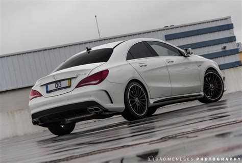 mercedes benz cla  amg photoshoot gtspirit
