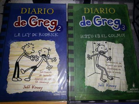 libro diario de greg 11 el diario de greg los 11 libros 175 00 en mercado libre