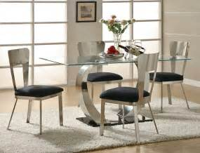 Home eris modern style dining room set
