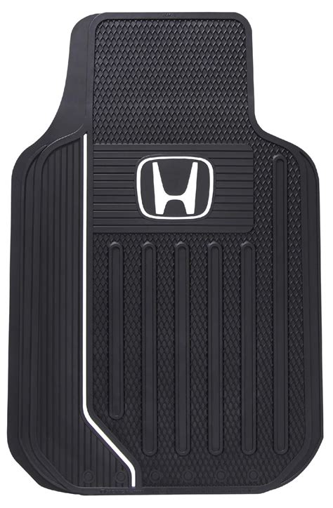 Honda Rubber Floor Mats by Honda 2 Rubber Floor Mat Set