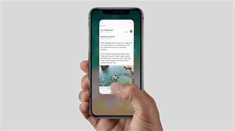 learn all the new gestures for iphone x cult of mac