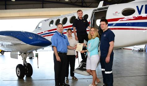 Royal Thank Fans For Support by German Fans Support Dubbo S Flying Doctors Daily Liberal
