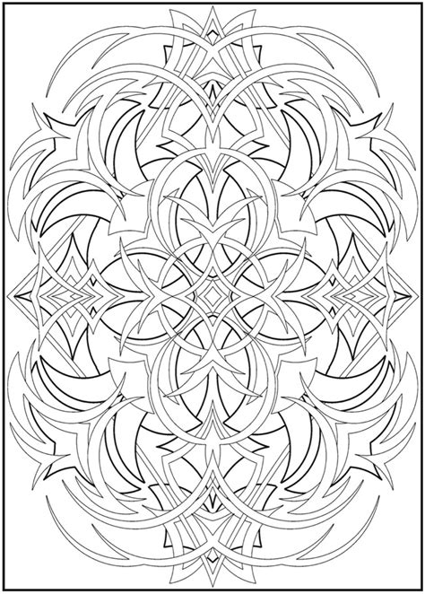 coloring pages for adults steunk welcome to dover publications