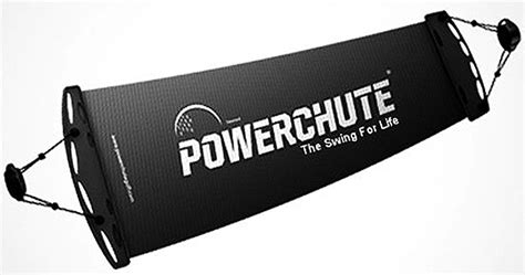 powerchute golf swing trainer reviews can the powerchute swing trainer really add 5 mph