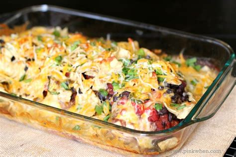 casserole dish recipes southwest cheesy chicken casserole dish