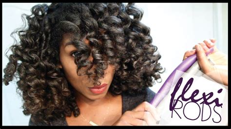 how to roll hair with jumbo flexi rods image gallery hair rods for curling