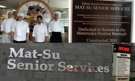 Mat Su Senior Services by Alaska Corps Makes A Difference In Twelve Different