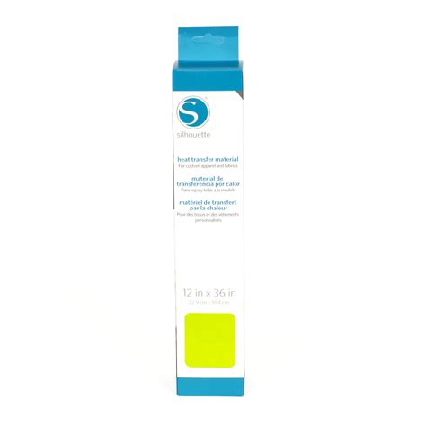 lime silhouette lime green smooth heat transfer material 12 quot x 36
