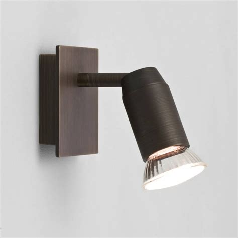 magna 6119 surface spot wall light by astro at