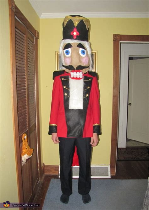 diy nutcracker costume