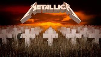 Master Of Puppets Metallica Master Of Puppets Remastered Hq