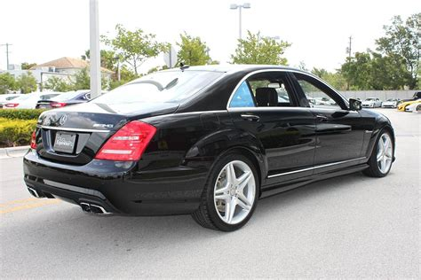 S63 Amg For Sale by Used 2011 Mercedes S63 Amg For Sale Fort Lauderdale