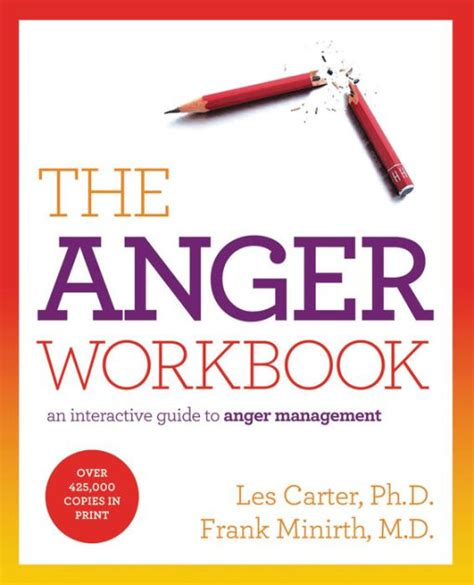 Pdf Anger Workbook Interactive Guide Management the anger workbook an interactive guide to anger