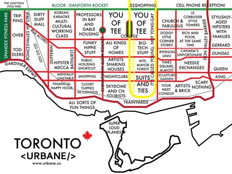 maps toronto canada directions a new map of toronto how adam vaughan almost snuck on