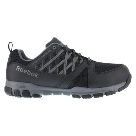 reebok safety shoes reebok s sublite work rb416 intermountain