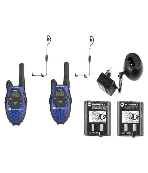 Walkie Talkie Wt Motorola T5720 motorola t5720 walkie talkie price in india buy motorola t5720 walkie talkie on snapdeal