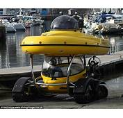 Perpetual Motion Submarine Car Inventor Creates