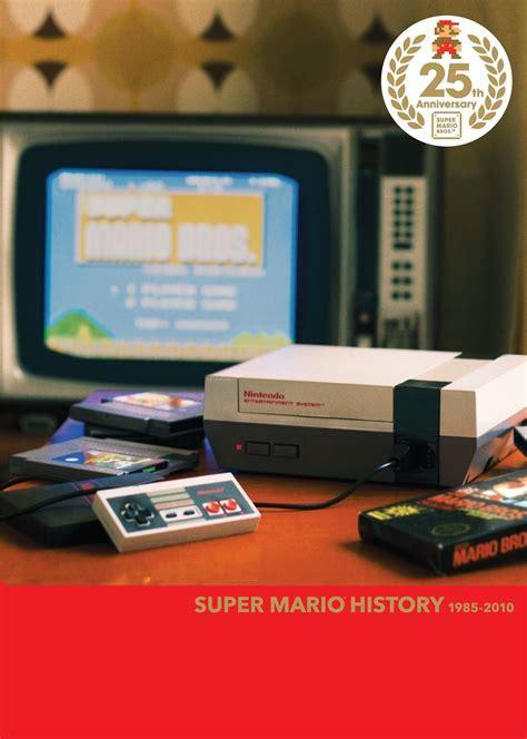 Super Mario History 1985 2010   Super Mario Wiki, the
