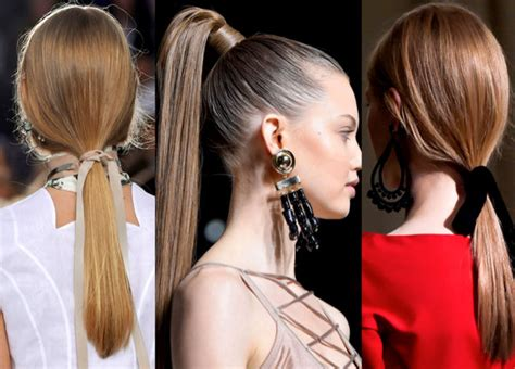 peinados verano primavera 2016 para fiestas tendencia peinados primavera verano 2016 moda preview