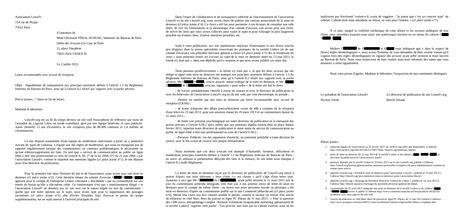 Modèle De Lettre De Mise En Demeure Belgique Mise En Demeure Suite Et Fin Linuxfr Org