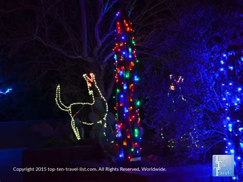 25 Must Do S In The Phoenix Metro Area Page 3 Of 4 Top Zoo Light Show