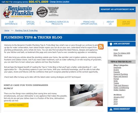 Plumbing Blogs the 5 best plumbing blogs on the product