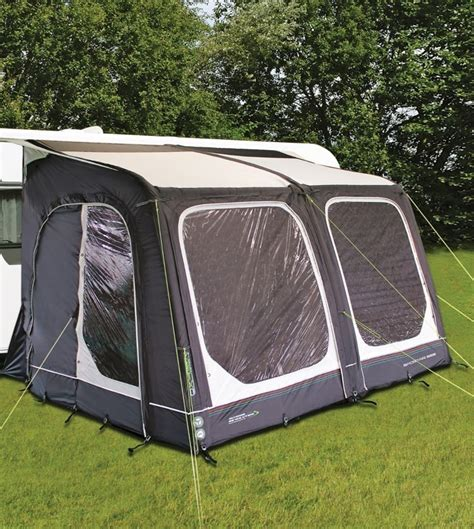 outdoor revolution porch awning 2017 outdoor revolution sport air 325 porch awning from highbridge caravans