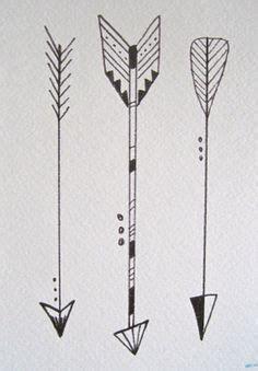 tattoo pen target arrow tattoos vintage and arrow illustration on pinterest