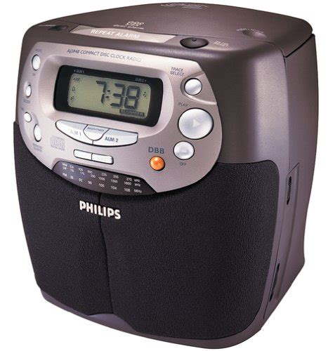 electronics store products clocks clock radios cd cassette clock radios