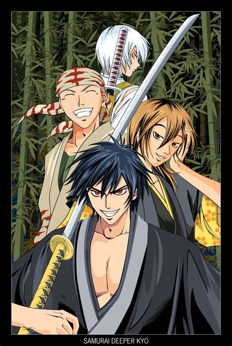 samurai deeper kyo samurai deeper kyo by dimensi on deviantart