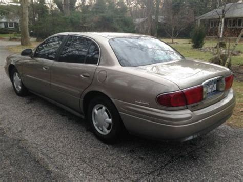 2000 buick lesabre starter purchase used 2000 buick lesabre limited excellent