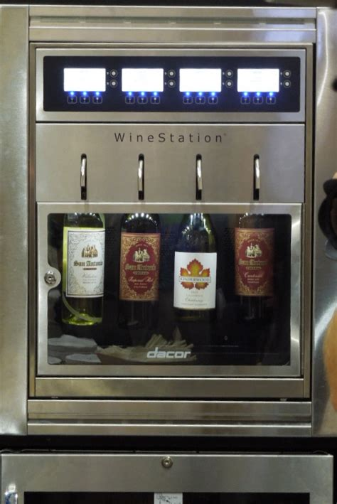 Wine Station In Kitchen by Wine And Foodies Wanna Win A Wine Station