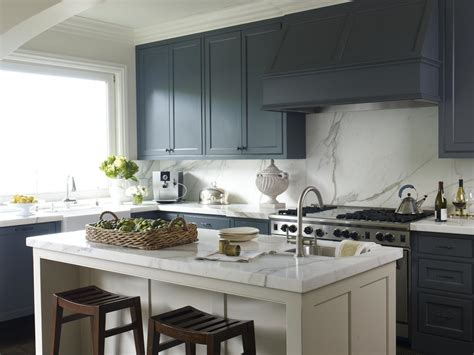 Blue Gray Cabinets Kitchen Navy Blue Part Ii Mr Barr