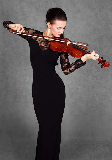 Viiolin Dress professional concert dress the violin